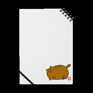 ニャポハウス公式ショップ のデブ猫ニャポポさん(ハンコ) Notes