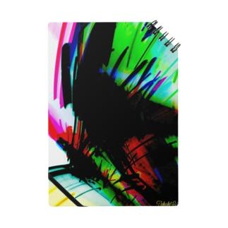 ドラムアート(壁書き) Notebook