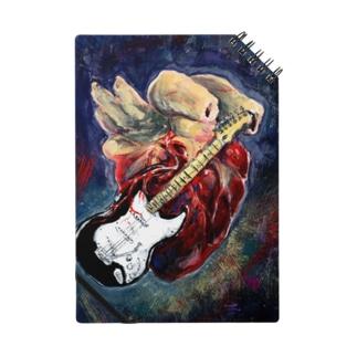 心臓が歌う歌 Notebook