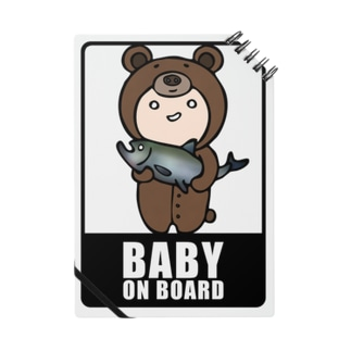 BABY on Board (くま) Notes