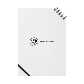 have a nice time!(雑貨) Notebook