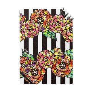 Stripes and flowers  Notes