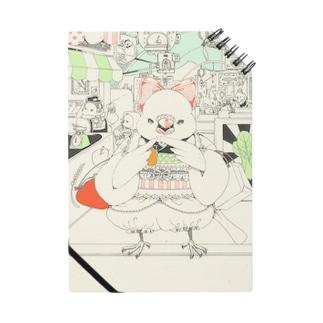 【和風好きさん必見!】鳥商店街のトリ子 Notes