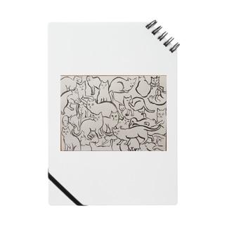 ねこづくし Notes