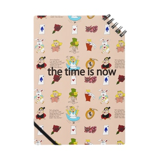 the time is nowシリーズ Notes