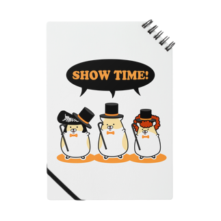 Piso Store on Suzuriのヤンハム SHOW TIME Notes