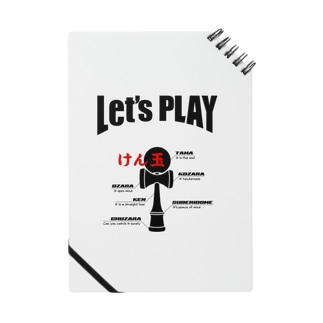 Let'sPLAYけん玉 Notes