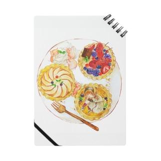 ワンプレート・タルト Notes