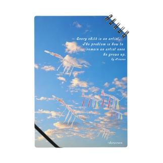 空をのぼるボクのリュウ Notes