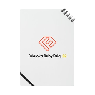 福岡Ruby会議 ロゴ(文字入り) Notes