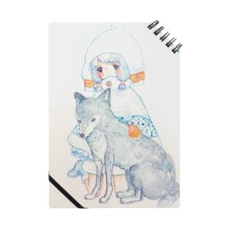 友達のようなオオカミ Notes