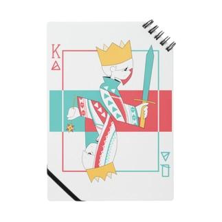 KING&QUEEN ノート