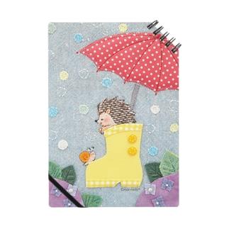 雨宿り ノート