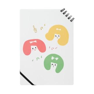 3人娘のコンサート♪ Notes