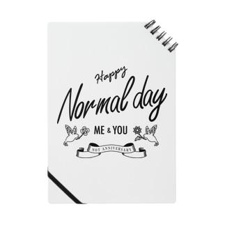 普通の日 ノート