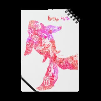 フジサキ(よころ)のきんぎょ 赤 Notes