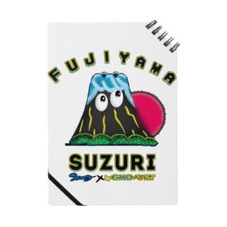 2018NEWゲリラコレクションSWM×GMO[FUJIYAMA] Notes