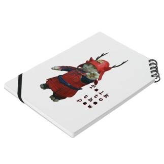 甲冑猫 紅 Notes