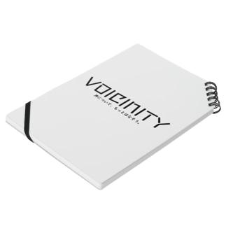 VOICINITY ロゴノート Notes