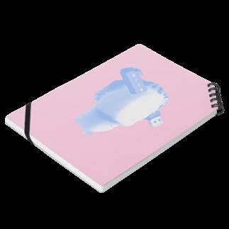 新しい映像のUSB Ghost【販売終了】 Notesの平置き