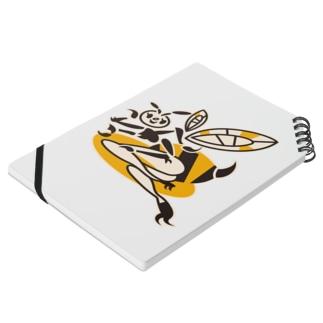 蜂ガール ノート