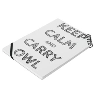 令和は静かにフクロウを据えて…keep calm and carry owl Notes