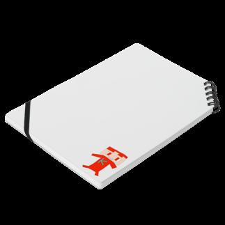 ☆コヒゲームズグッズショップ☆のコヒ剣士 Notesの平置き