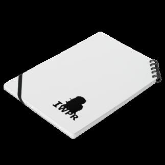 IWAPARAの卍 最強ノート 卍 Notesの平置き