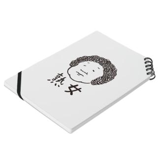 熟女(黒字) Notes