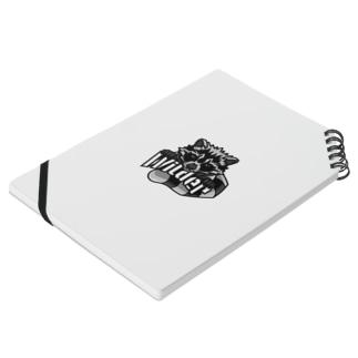 Wilder公式グッズ Notebook