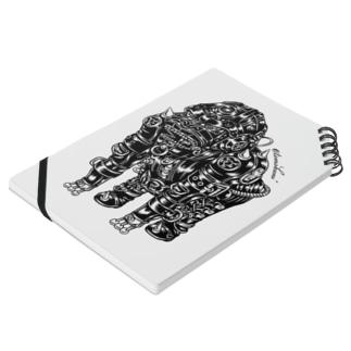 "Animalia Kinky "" Black Gorilla "" Notes"