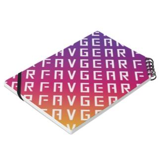 FAVGEAR | pattern [gradation] Notes
