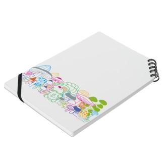 G-line ネバーランド ノート