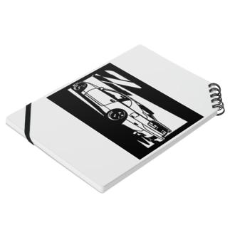 NISSAN フェアレディZ Z32切り絵デザイン1 Notes