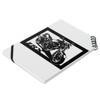 KAWASAKI ZRX400切り絵デザイン Notes