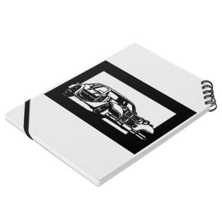 MITSUOKA ラ・セード切り絵デザイン ノート