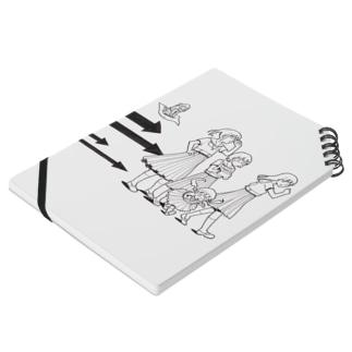 流れ解散歩 Notes