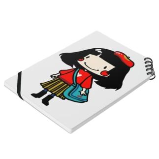 おっちょ子ちゃんグッズ Notes