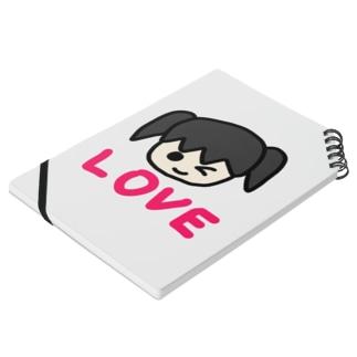 Kawaiigirl1[love] Notes
