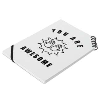 You Are Awesome Notes