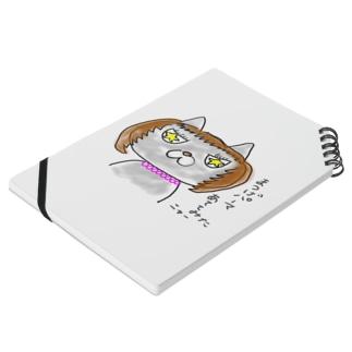 ゆるーい まつげ猫 Notes