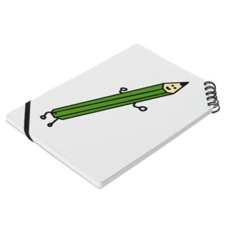 鉛筆君シリーズ Notes
