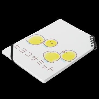 フロシキのヒヨコサミット Notesの平置き