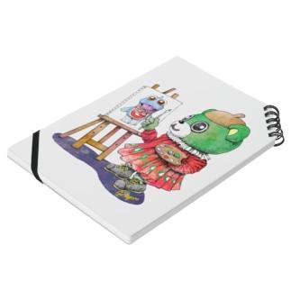 大崎の芸術家 ノート
