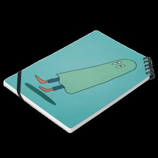 TOMOのおばけノート
