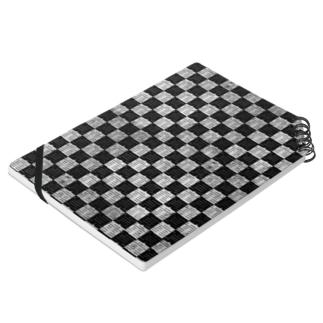 Cherry Checkered ノート