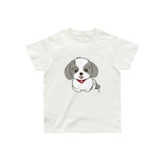 もふるんず ででーんと たろす Organic Cotton T-shirts