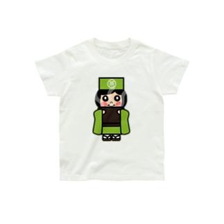 キッズモード某のお茶子ちゃん Organic Cotton T-shirts