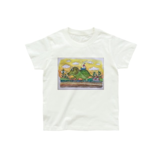 タイトル募集チュ〜トリケラ01 Organic Cotton T-shirts