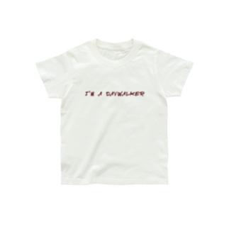 日焼けを恐れる事はない Organic Cotton T-Shirt